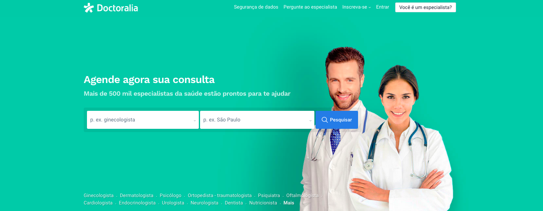 Doctoralia Brasil