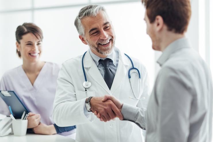Como fidelizar o paciente - antes, durante e após a consulta