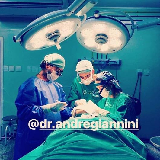 Dr Andre Giannini- atendimento