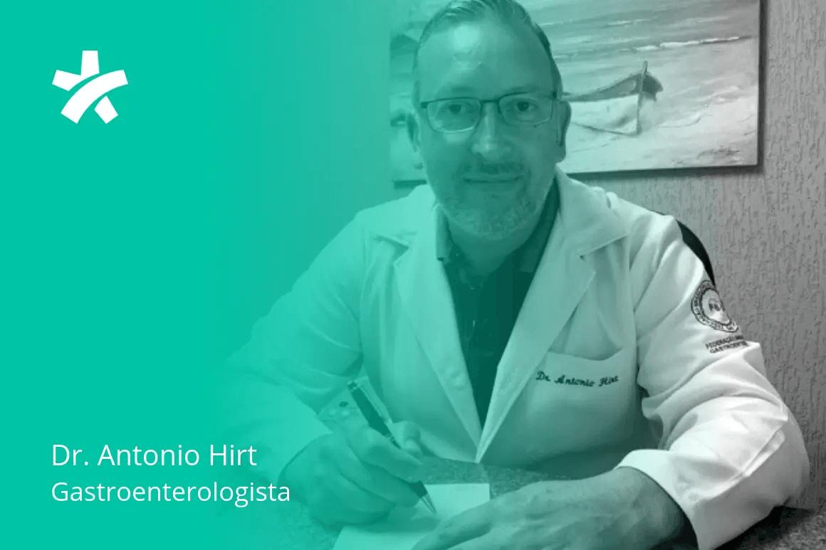 Dr Antonio Hirt Gastroenterologista Curitiba Capa