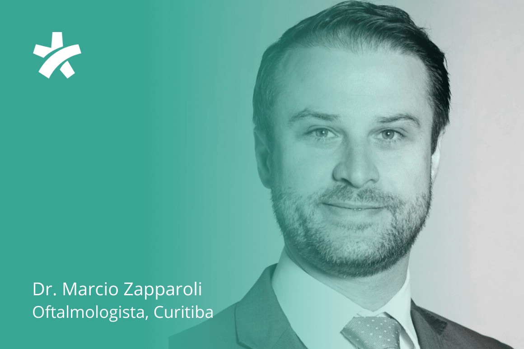 Marcio Zapparoli Oftalmologista Curitiba Doctoralia
