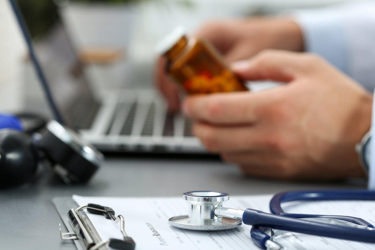 Prescrições eletrônicas estão ajudando médicos e pacientes