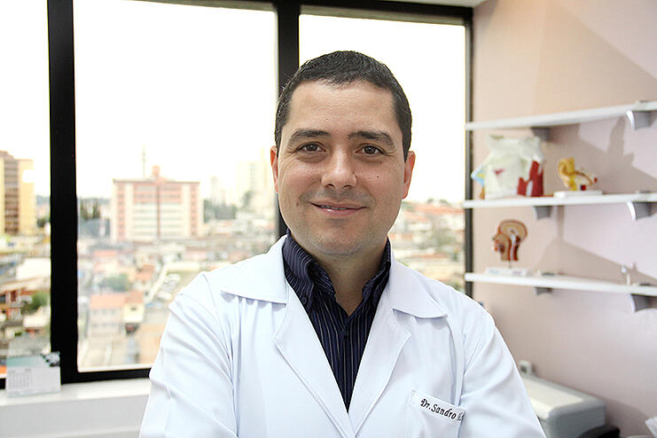 Sandro Sérgio Muniz da Silva - Otorrino - Mogi das Cruzes
