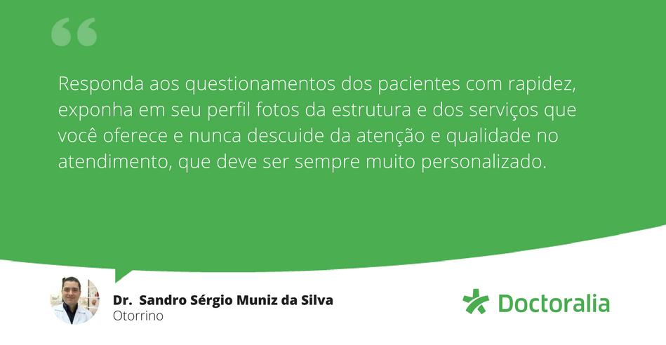 Sandro Sérgio Muniz da Silva_Otorrino_Doctoralia.png