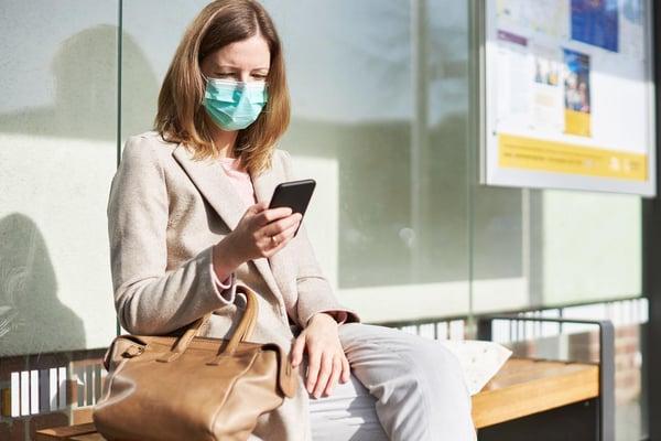 Comunicação remota com pacientes