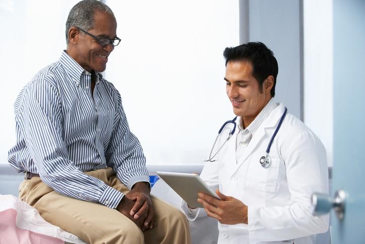 Pacientes do sexo masculino