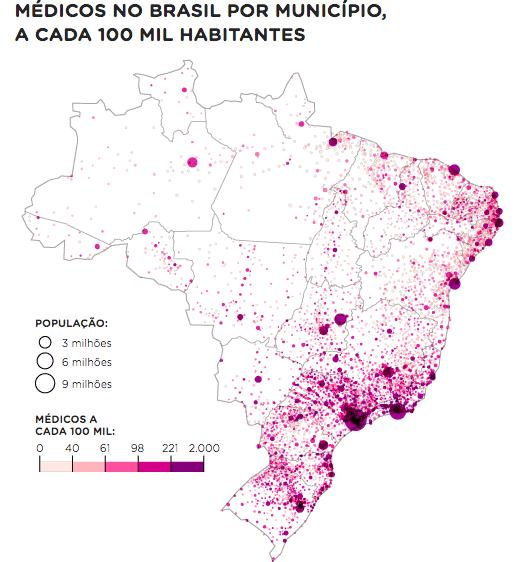 medicos por municipio brasil-fonte-nexo-jornal
