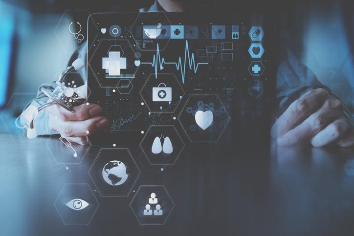 segurança de dados dos pacientes e consultório